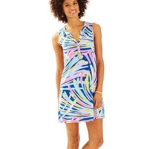 Lilly pulitzer XS sleeveless Essie dress